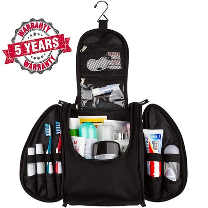 42 Travel Hanging Toiletry Bag