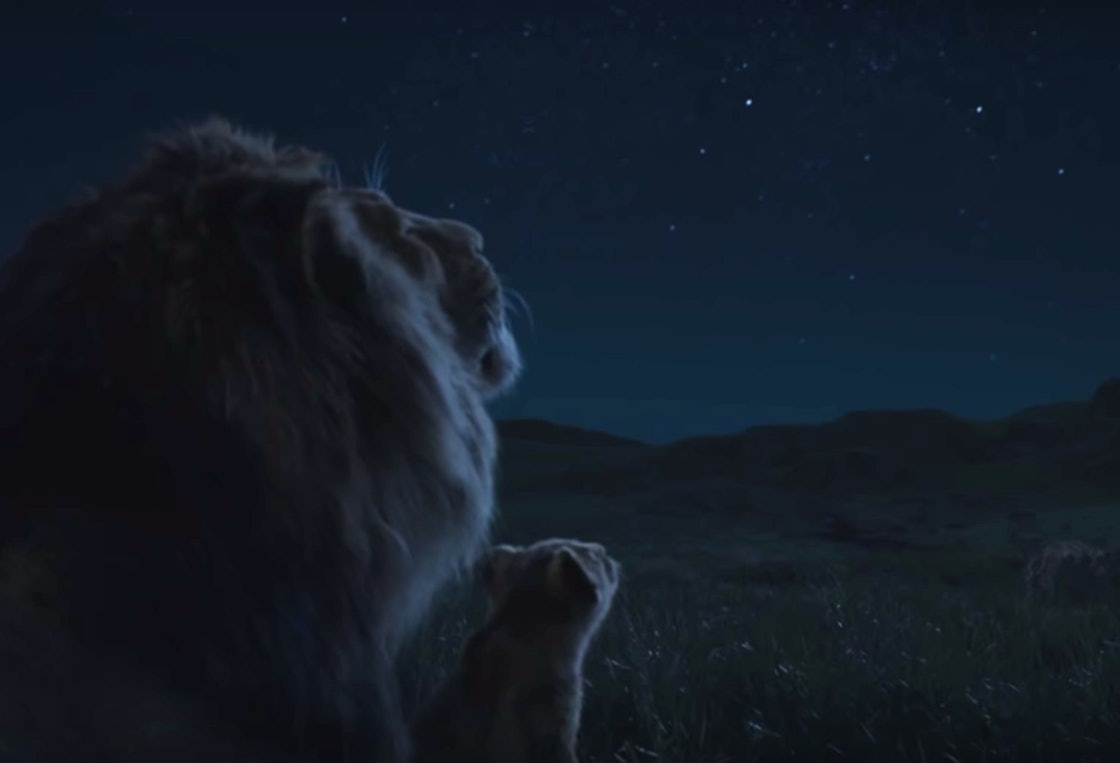 mufasa u0026 39 s circle of life speech in the new  u0026 39 lion king