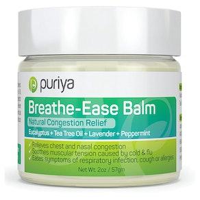 Puriya Natural Chest and Nasal Decongestant