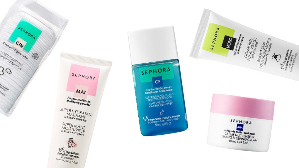 Sephora Collection's New Clean Skincare Drop Has Clean Versions Of