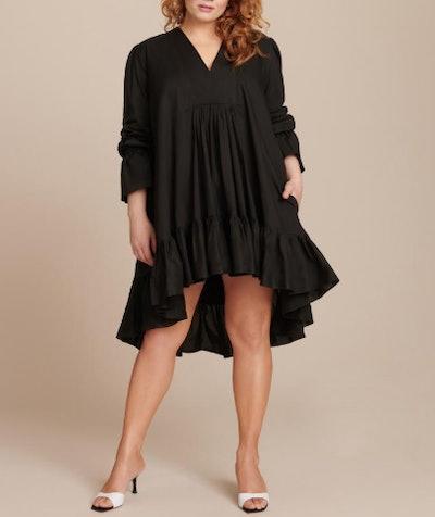 Thistle Poplin Dress