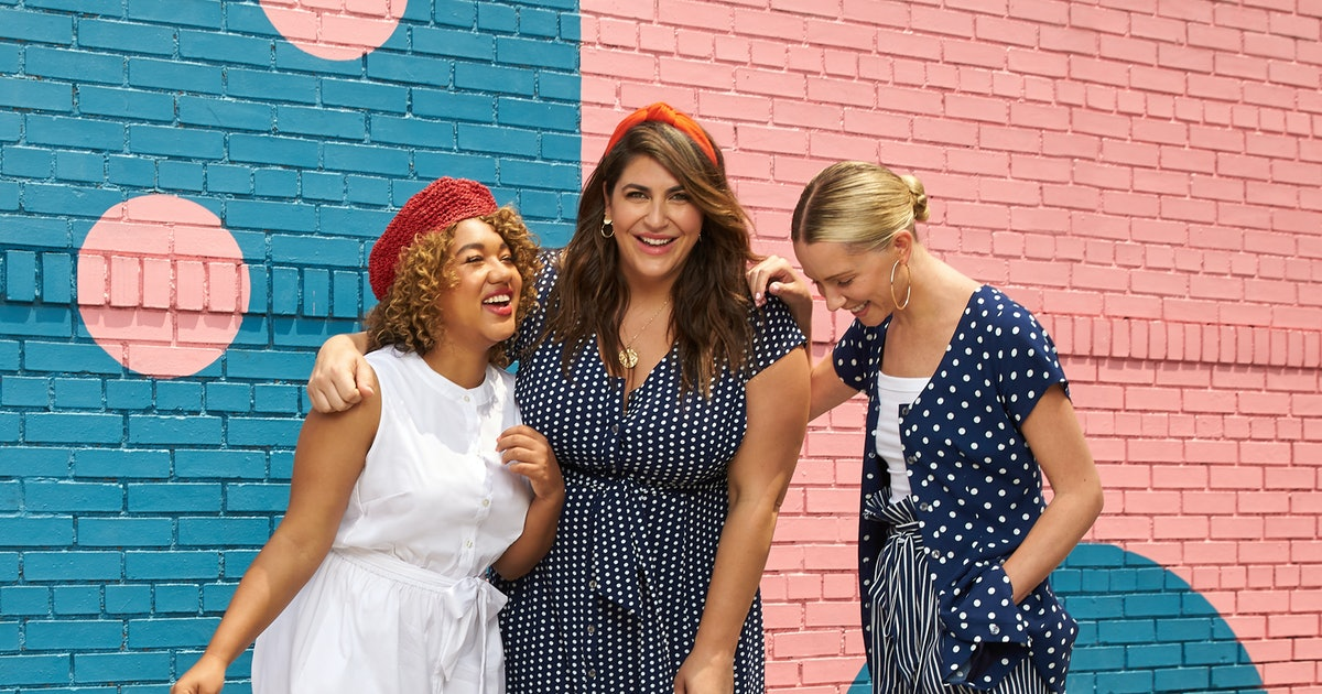 Katie Sturino & StitchFix Launched A Size-Inclusive Line Perfect For Summer