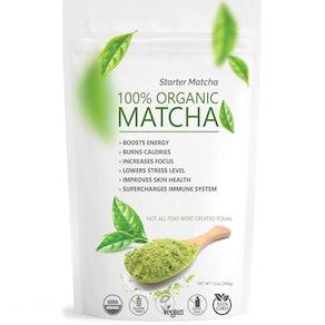 Starter Matcha Green Tea Powder