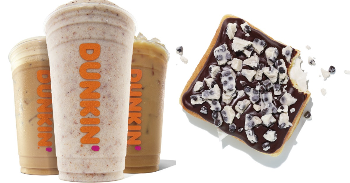 Dunkin's New Kit Kat Coolatta & Candy-Flavored Coffees Are The Sweetest Summer Sips