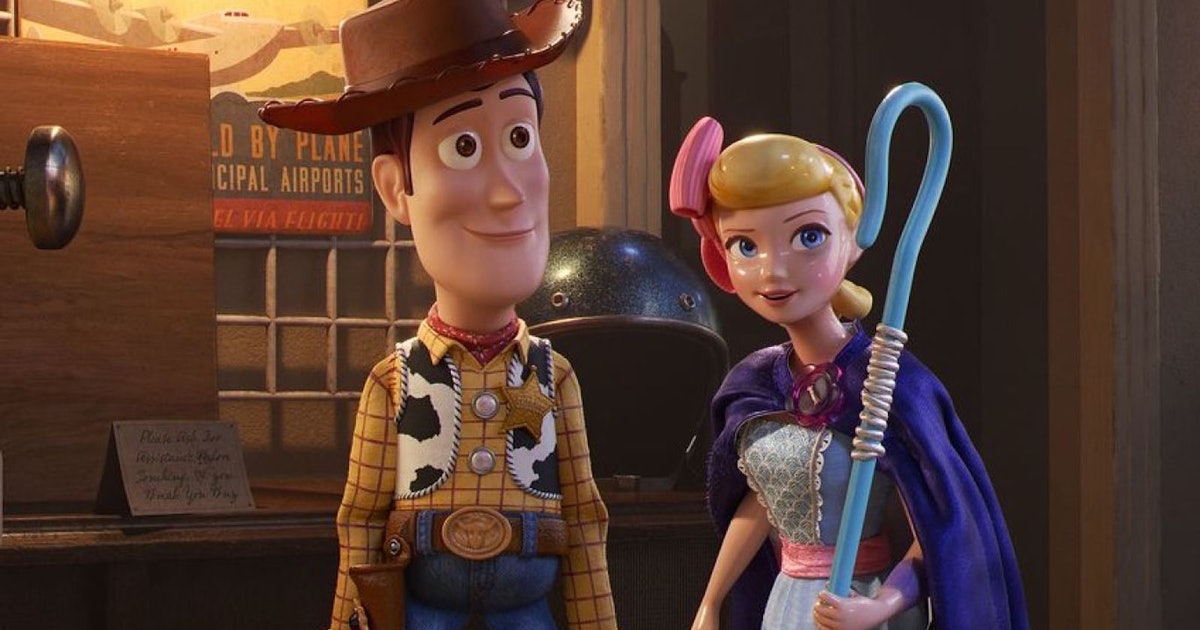 These 'Toy Story 4' Easter Eggs Will Make Every Pixar Fan's