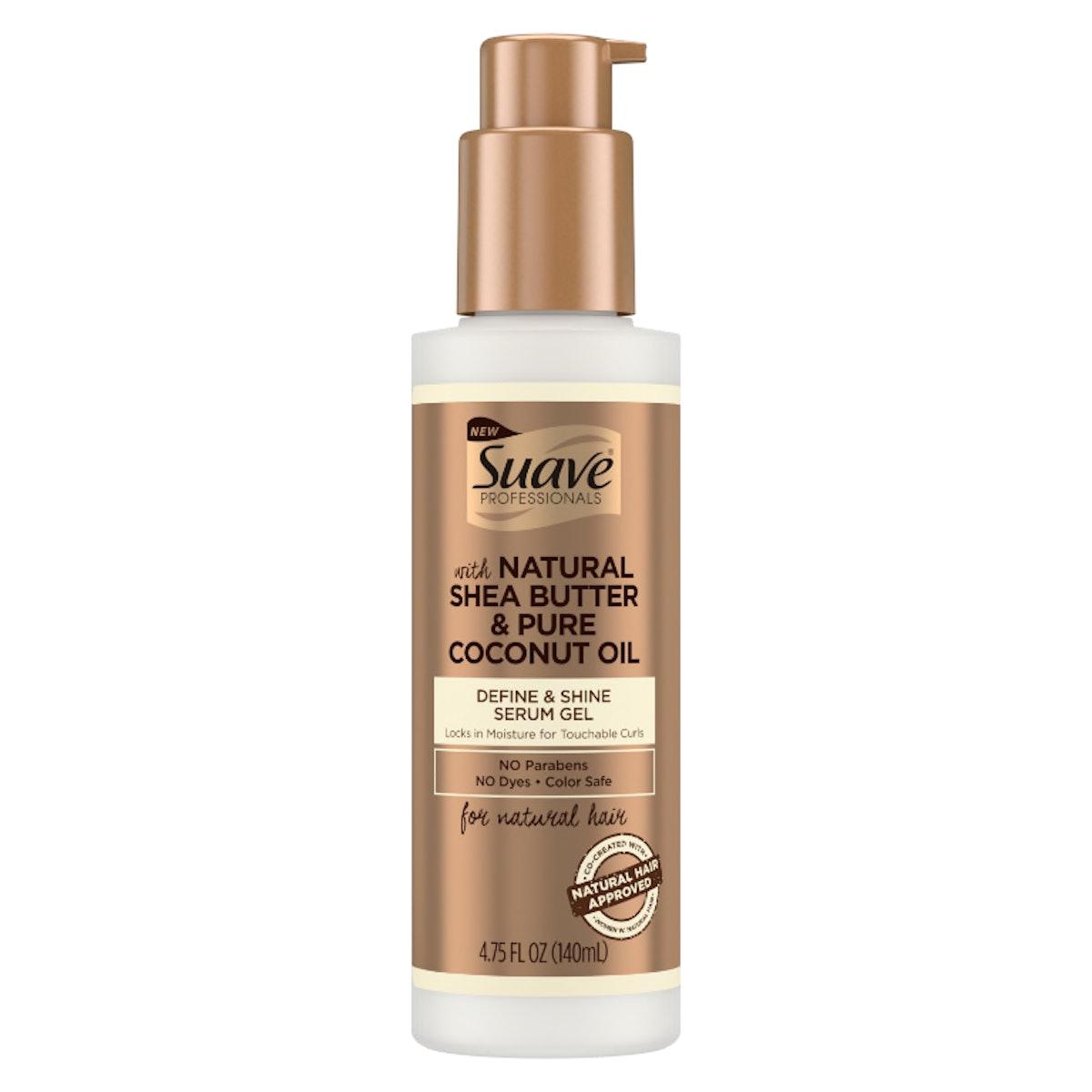 Suave Professionals for Natural Hair Define & Shine Gel Serum