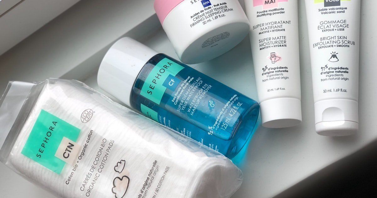 Sephora Collection Clean Skincare's Newest Drops Are Under $20 & Contain Prestige-Level Ingredients — EXCLUSIVE