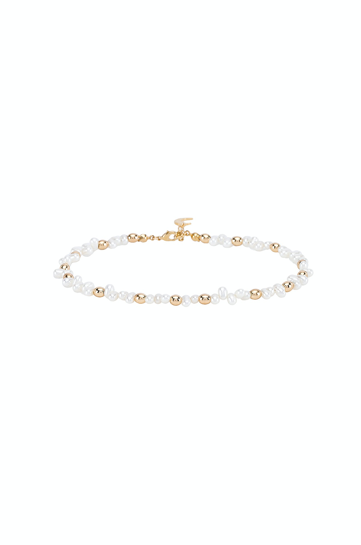 Pearly Chic Anklet  Lili Claspe brand: Lili Claspe