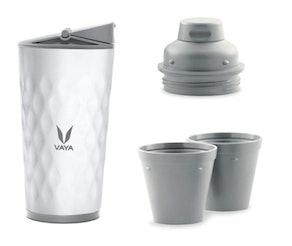 Vaya Drynk Three-In-One Water Bottle