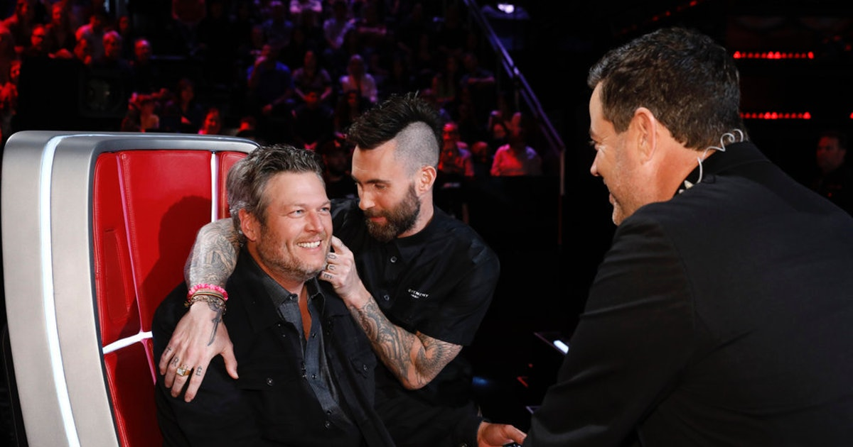 Blake Shelton Can't Imagine 'The Voice' Without Adam Levine, But He's Pretty Excited About The New Coach