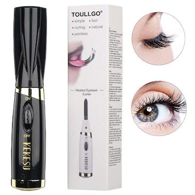 TOULLGO Heated Eyelash Curler