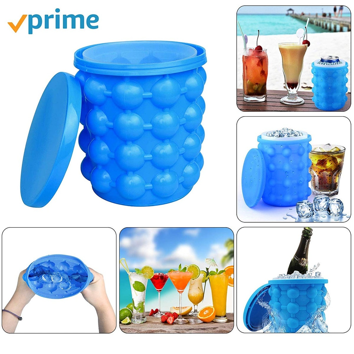 LEADTEAM Ice Bucket
