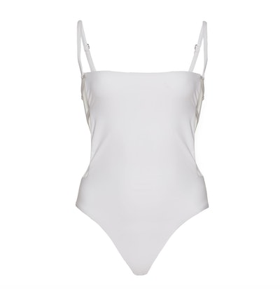 Cage One-Piece Swimsuit