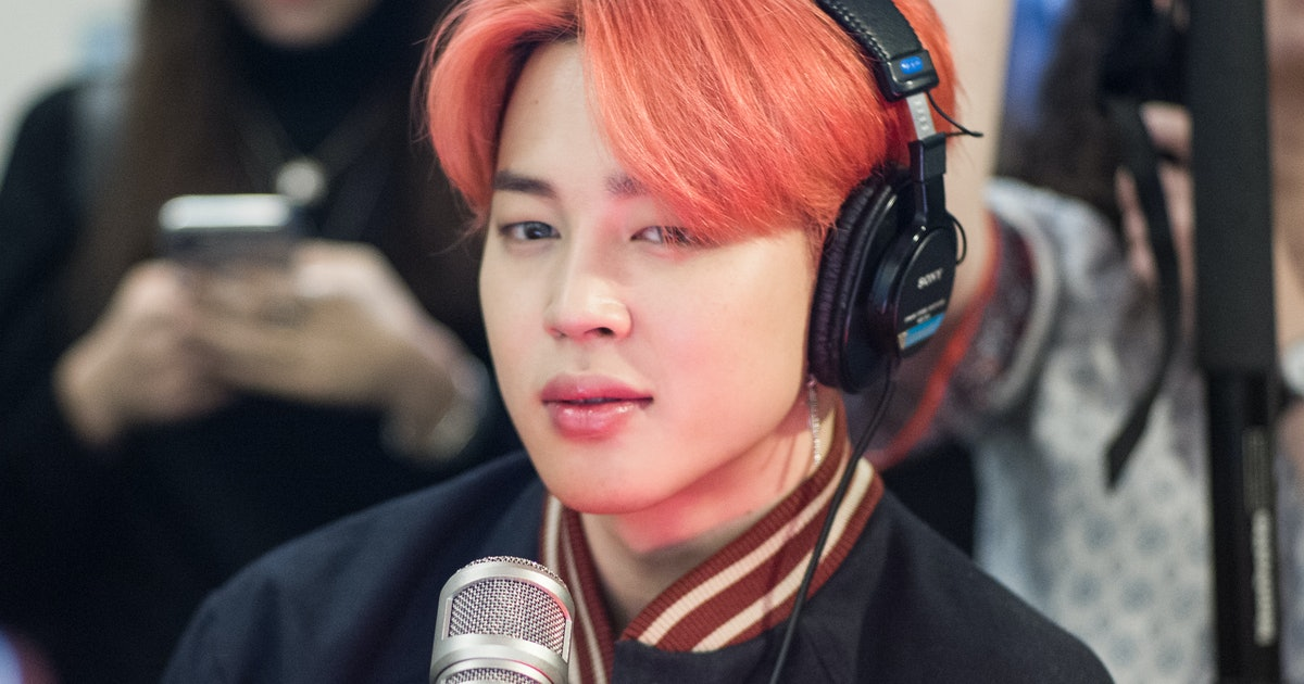 11 Videos Of Jimin Being Cute At BTS' 5th Muster That Prove He's The King Of Aegyo