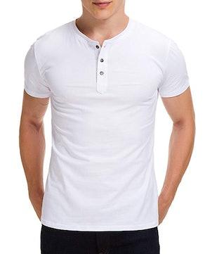 Boisouey Henley T-Shirt