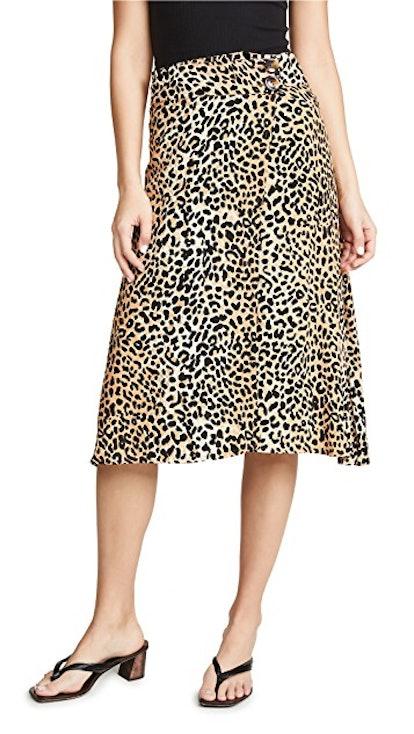 Valois Midi Skirt