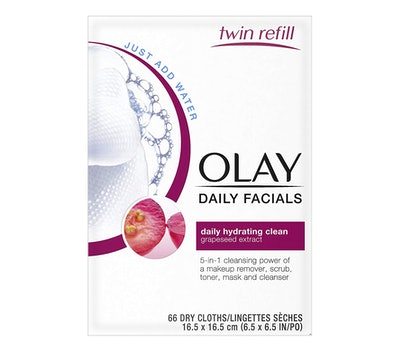 Olay Daily Facials Daily Clean Wipes