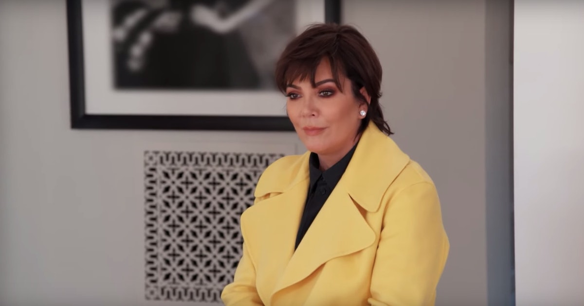 Kris Jenner's Comments About Jordyn & Tristan On 'KUWTK' Sum The Whole Situation Up