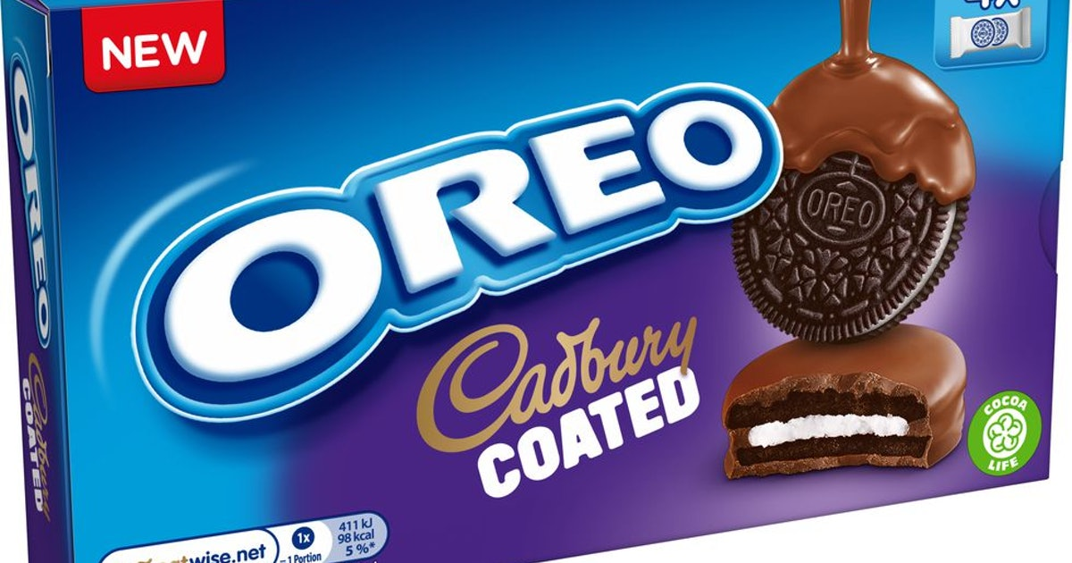 Where To Buy Cadbury Oreos In The UK, Because This Is The Pinnacle Of Snacking