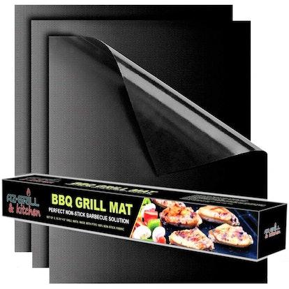 BBQ Grill Mat Copper Set (3 Pack)