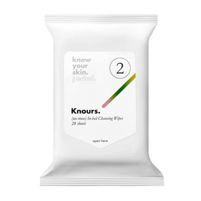 Knours. In-bed Cleansing Wipes