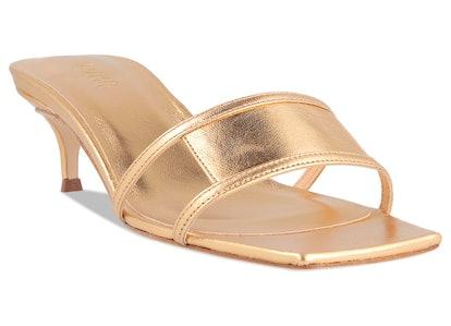Virgo In Gold