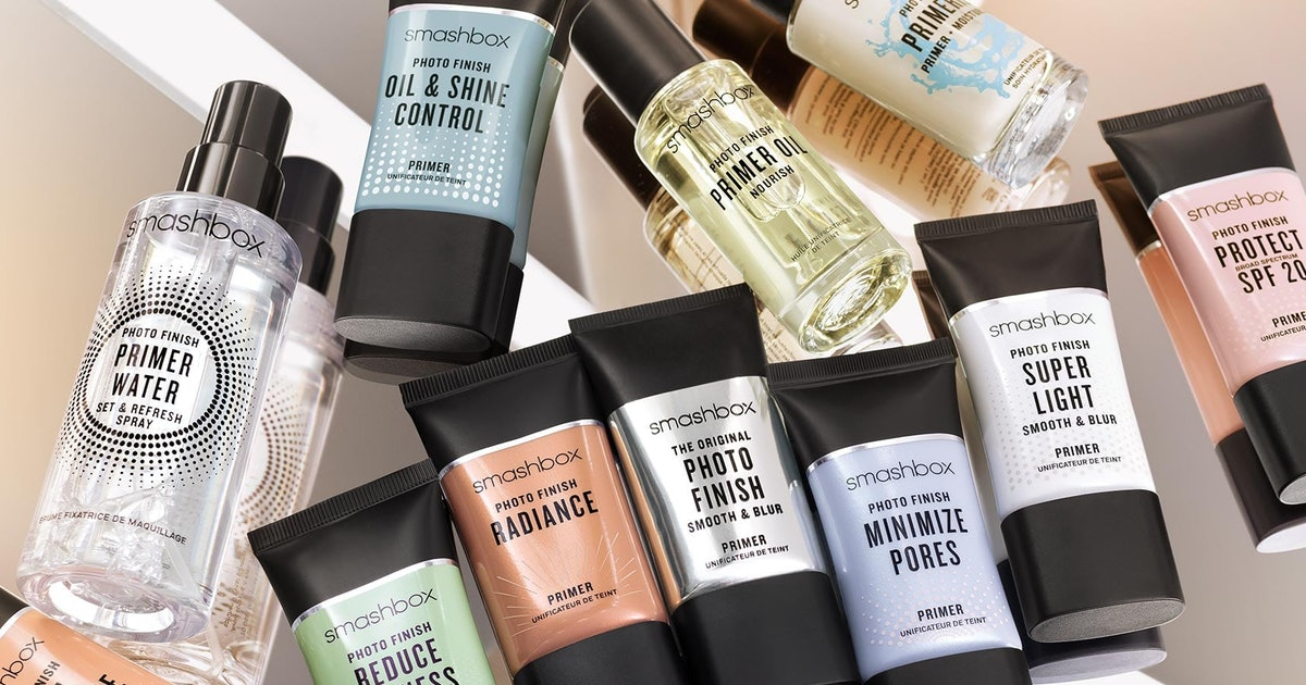 Smashbox's Photo Finish Oil & Shine Control Primer Is The Latest Addition To Its Lineup — Here's Why You Need It
