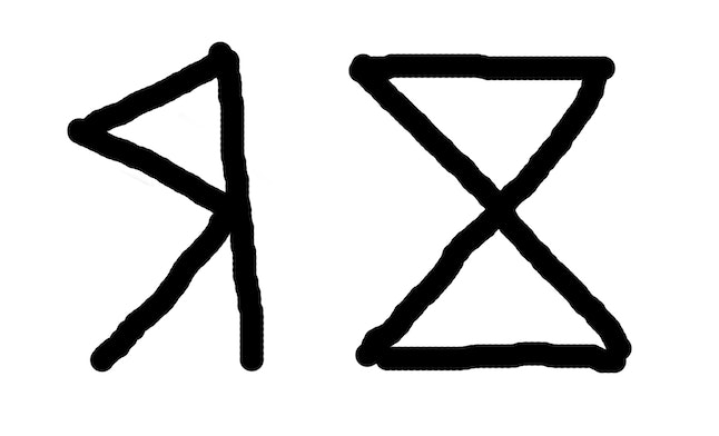 What Do The 'Midsommar' Runes Mean? The Harga Language Is