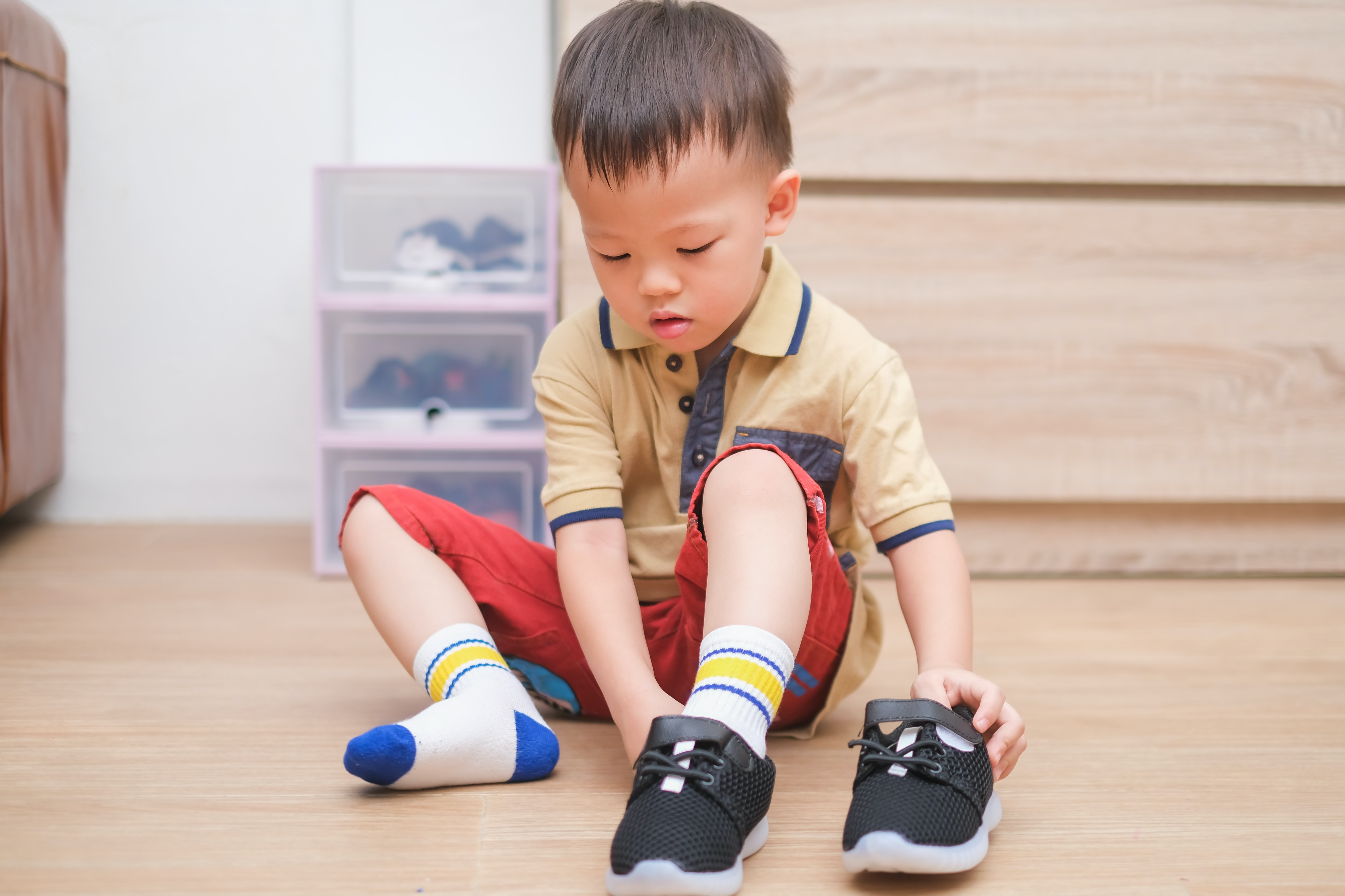 What Kind Of Shoes Should Toddlers Wear