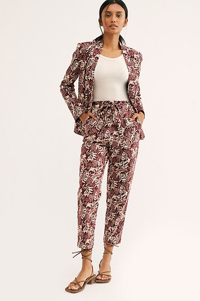 All Over Printed Suit