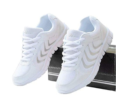 Duoyangjiasha Athletic Mesh Breathable Sneakers