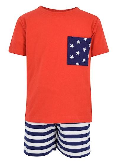 Patriotic 2-Piece Outfit