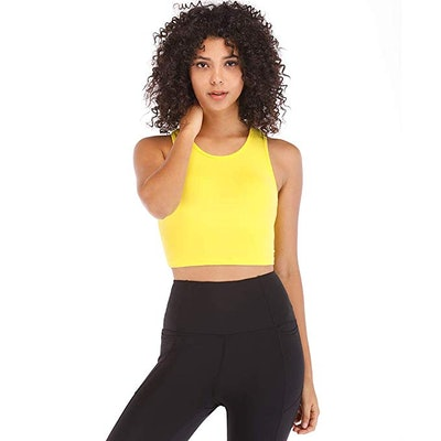 Move With You Crop Tank Top