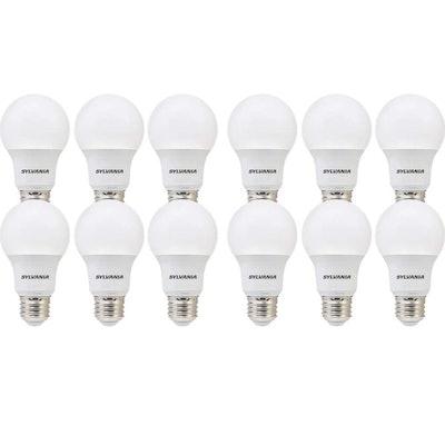 Sylvania LED Bulbs (Set of 12)