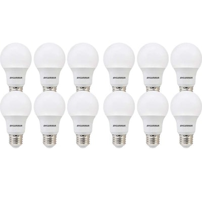 Sylvania LED Bulbs (Set of 12)