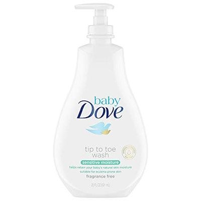 Baby Dove Sensitive Moisture Tip To Toe Wash