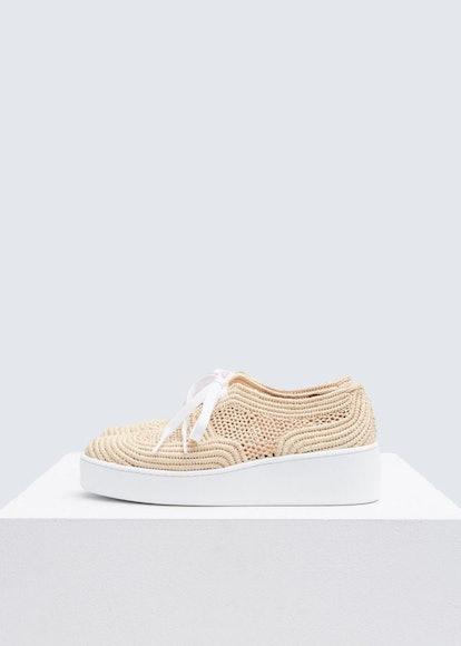 Taille Rafia Sneaker