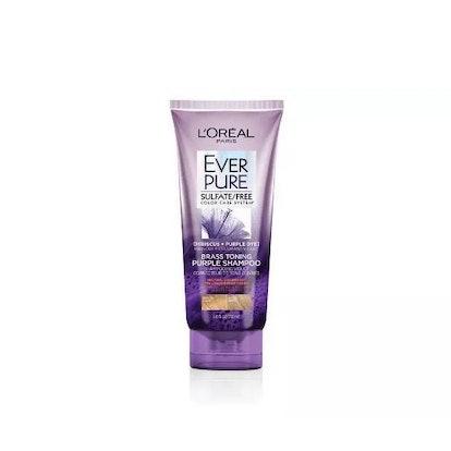 L'Oreal Everpure Brass Toning Purple Shampoo