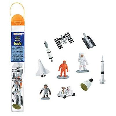 Safari Ltd Space TOOB - 12 Toy Figurines