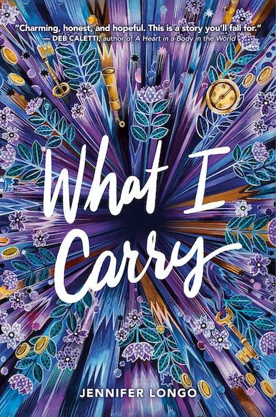 'What I Carry' by Jennifer Longo