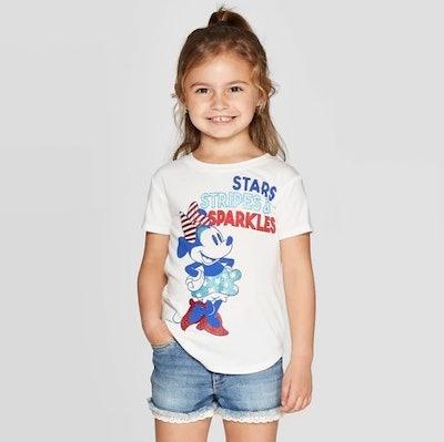 Minnie Mouse Short Sleeve T-Shirt