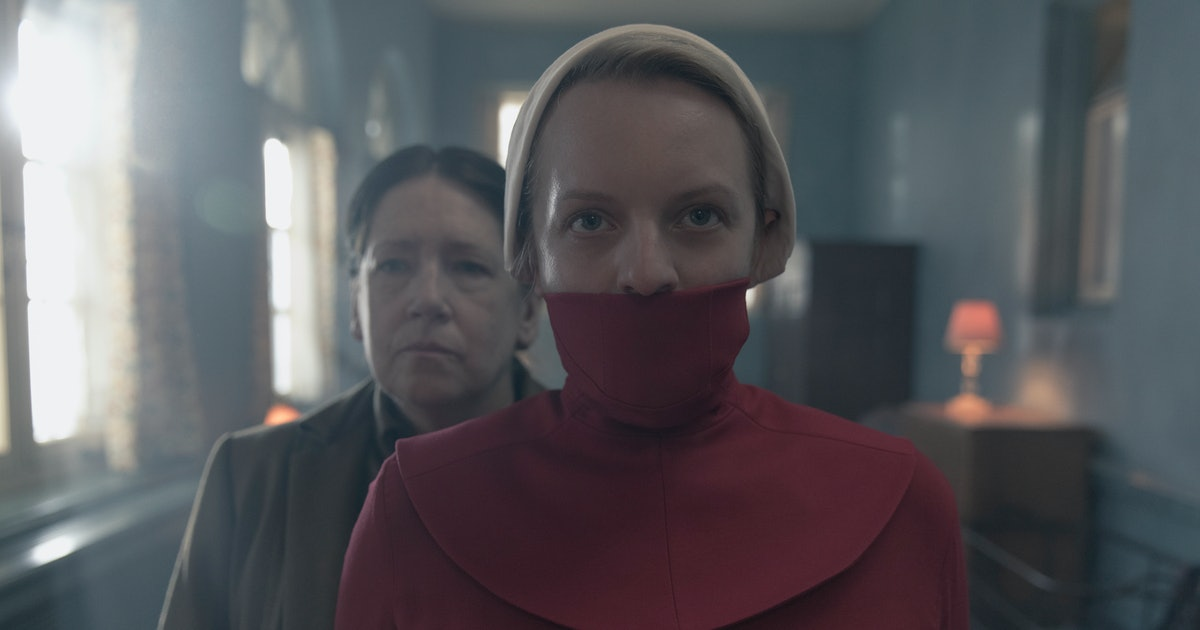 June's Trip To Washington On 'The Handmaid's Tale' Is A Horrifying Look At Gilead's Future