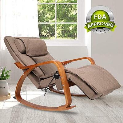 OWAYS Massage Chair 3-D Full Back Massager