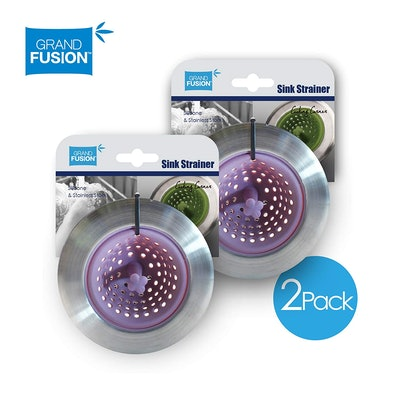 Grand Fusion Housewares Kitchen Sink Strainer (Pack of 2)