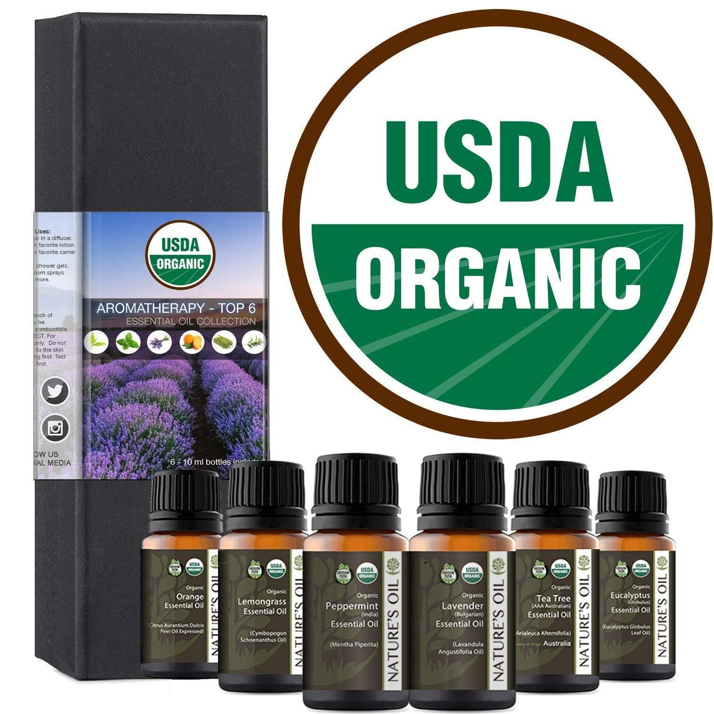 The 10 Best Organic Essential Oils