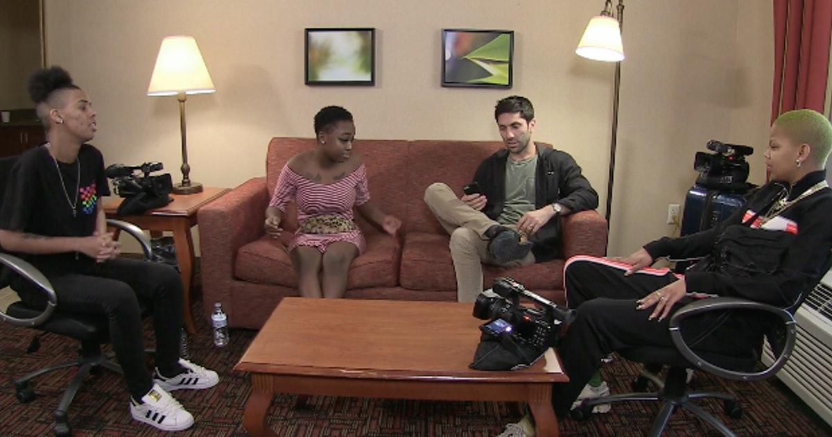 Where Are Oceanna & Nelly From 'Catfish' Now? Their Relationship Included A Tangled Web Of People
