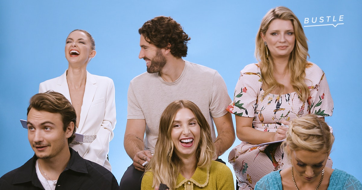 Watch 'The Hills: New Beginnings' Cast Guess Who Said The Most Iconic Quotes From The Original Show — VIDEO