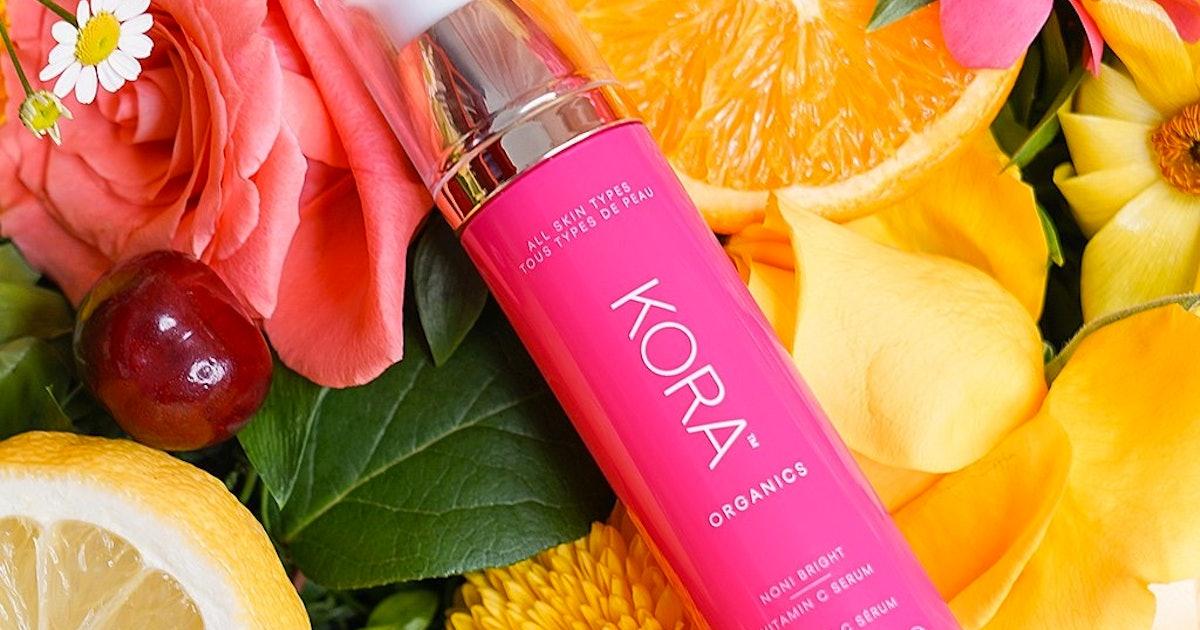 KORA Organics' Noni Bright Vitamin C Serum Isn't Just Another Brightening Product — Here's Why