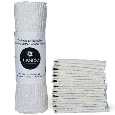 Mioeco Reusable Unpaper Towels