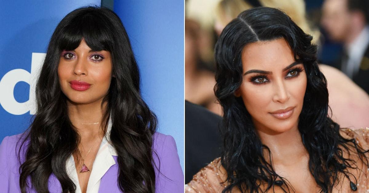 Jameela Jamil's Tweet Slamming Kim Kardashian's Body Makeup Makes Several Points